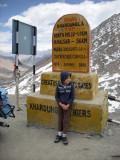 Khardungla (18,380' above sea level) (Ladakh 2012)