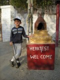 Heartiest Welcome (Nubra Valley, Ladakh 2012)