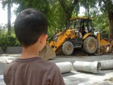 Construction equipment, New Delhi