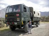 School bus(!), Nubra Valley, Ladakh