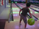Bowling at ACSA on Dad's birthday