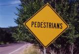 Pedestrians (Mayhill, NM)