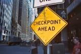 Checkpoint Ahead (New York, NY)