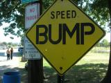 Speed Bump (Edgewater, NJ)