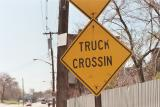 Truck Crossin[g]