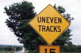 Uneven Tracks (Williamsfield, OH)