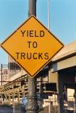 Yield To Trucks (New York, NY)