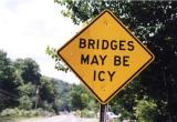 Bridges May Be Icy (Oil City, PA)