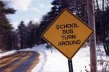 School Bus Turn Around