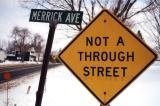 Not A Through Street (Brookfield, MA)