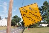 Watched for Stopped Vehicles (Cherryville, PA)