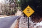 Blind Drive Ahead (Leeds, MA)