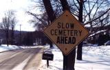 Slow Cemetery Ahead