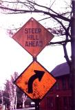 Steep Hill Ahead (Grafton, VT)