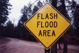 Flash Flood Area (Los Alamos, NM)