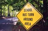 School Bus Turn Around Area (Northampton, MA)