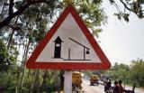 Toll Ahead (near Hardiwar)
