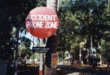 Accident Prone Zone (Goa)
