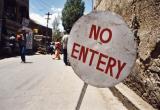 No Entery (Leh)