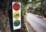 Stop Look Proceed (Landour)