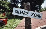 Silence Zone (outside of Mussourie)