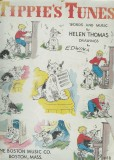 Tippie's Tunes (1944) (signed by both author and Dumm, with small original drawing)