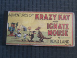 Adventures of Krazy Kat and Ignatz Mouse in Koko Land