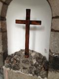 Cross at San JUan Bautista