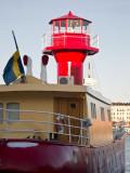 The lighthouse ship
