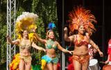 Carneval dancers