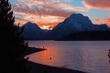 IMG_0430 Sunset on Jackson Lake