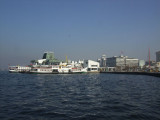 Izmir ferry service.