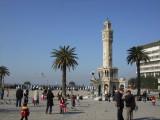 Clock tower in Izmir