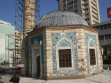 Small mosque neear the clock tower