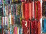 Bead shop in the bazaar