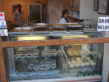 Turkey is famous for its pudding shops.