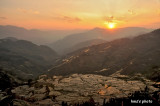Yuanyang Rice Terraces, China  2011-02-22 ~ 26