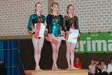 Deutsche Jugendmeisterschaften Kunstturnen 2011 in Berkheim