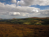 Overlooking Glencullen from Two Rock