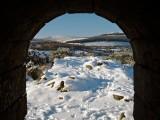 From inside Ballycorus Chimney