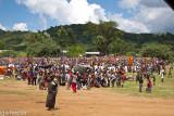 Celebration in the village