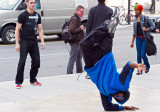Dundas Yonge break dance troupe Conkrete 02
