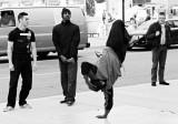 Dundas Yonge break dance troupe Conkrete 01