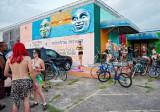 Super Happy Fun Land World Naked Bike Ride Nola influences