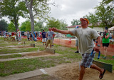 Clute GTMF horseshoe competition