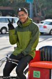 Bicycle Taxi Driver, San Francisco