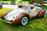 1936 Auburn Boatail Speedster