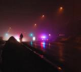 Arrestation dans le brouillard... // STOP!.....Police