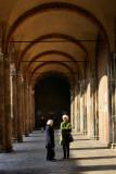 San Ambrogio's Atrium
