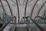 Guillemins TGV Station  Liege